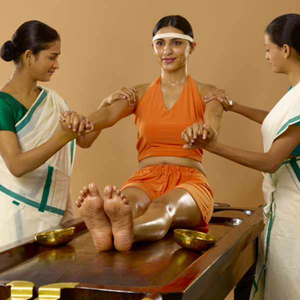 Abhyanga Full Body oil Massage