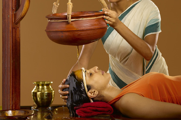 Shirodhara Ayurvedic Treatment