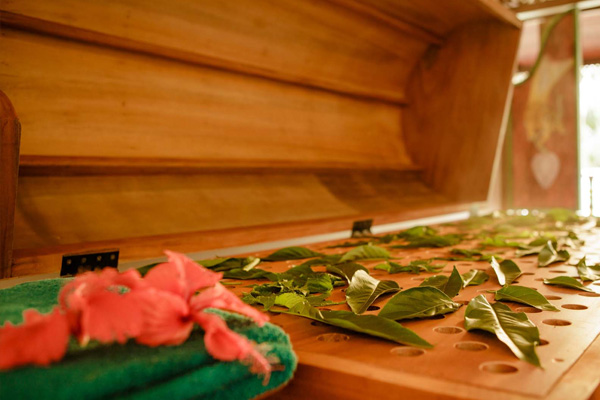Ayurvedic Steam Bath Therapy